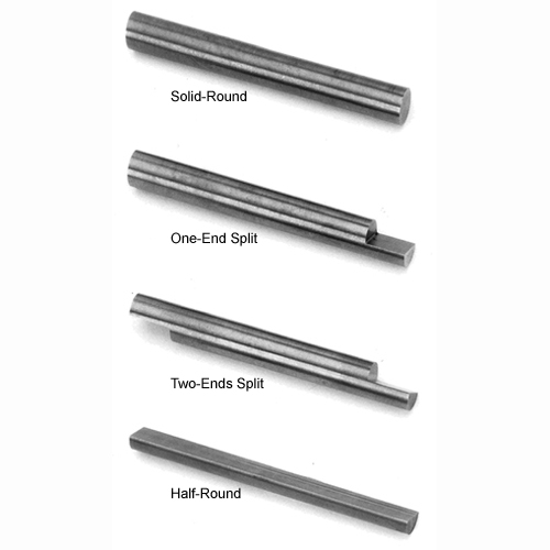 """1//2/"""" Diameter x 6/"""" Long Solid Carbide Blank Centerless Ground /& Polished USA"""