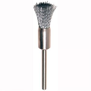 Artco Wire End Brush - 5/16'' dia.|escape