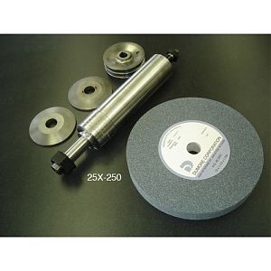 Dumore External Spindle 25X-250 for Series 25 Tool Post Grinders|escape