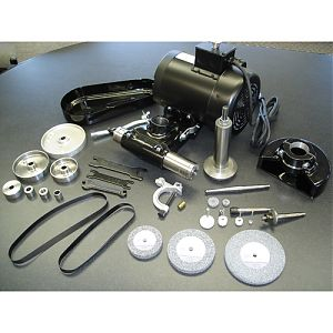 Dumore Series 571.X3  1 Hp 3-phase  Tool Post Grinder Kit|escape