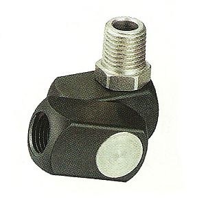Dynabrade Dynaswivel Air Line Connector 94300|escape