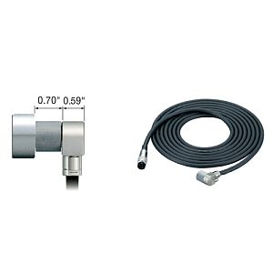 NSK Nakanishi E3000 Motor Cord - 90 degree Right Angle Type|escape