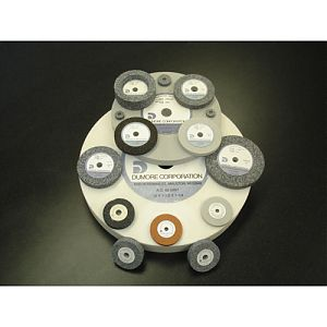 Dumore Grinding Wheels - Rockwell 60 and Up|escape