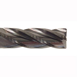 AD98 Diamond Coated Bull Nose End Mills 4 Flutes Extra Long Length|escape