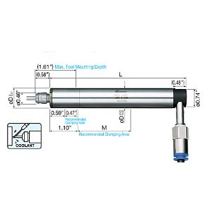 NSK MSS-19 Series 90 degree Air Spindle|escape