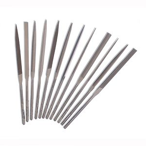 Grobet Needle Files 12 piece Set|escape