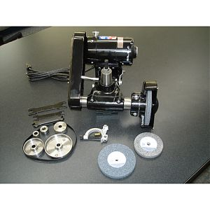 Dumore Series 57-031 3/4 Hp  Tool Post Grinder |escape