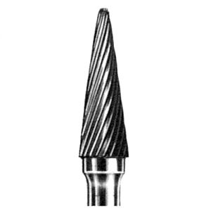 Carbide Bur - 3/8'' dia.|escape